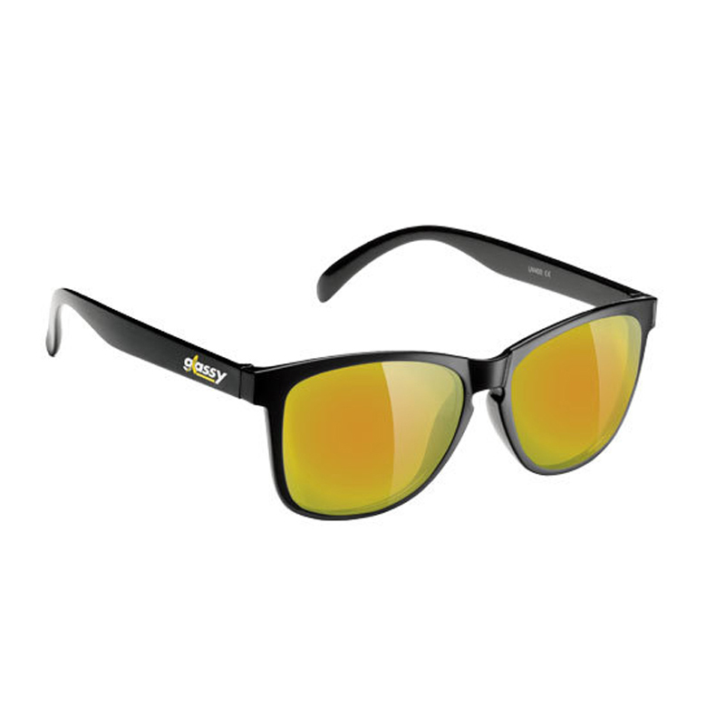 Glassy Sunhaters USA / Deric Yellow mirror image