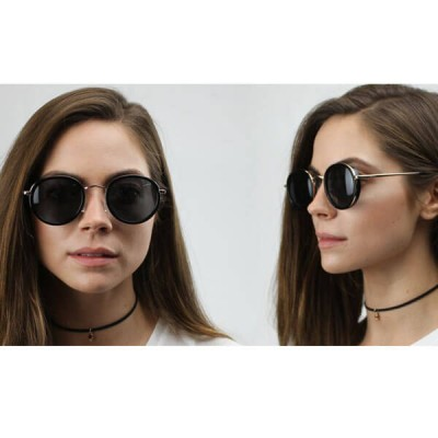 Glassy Sunhaters USA / Lincoln Black-Gold image