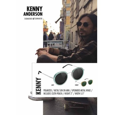 Glassy Sunhaters USA / Kenny Honey Polarized image