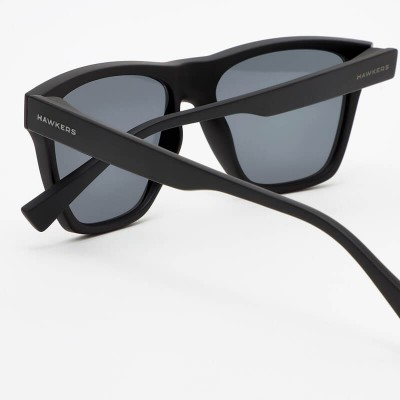 HAWKERS Carbon Black - Chrome One LS / Polarized
