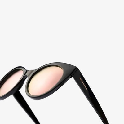 HAWKERS Black Rose Gold Divine X / Polarized