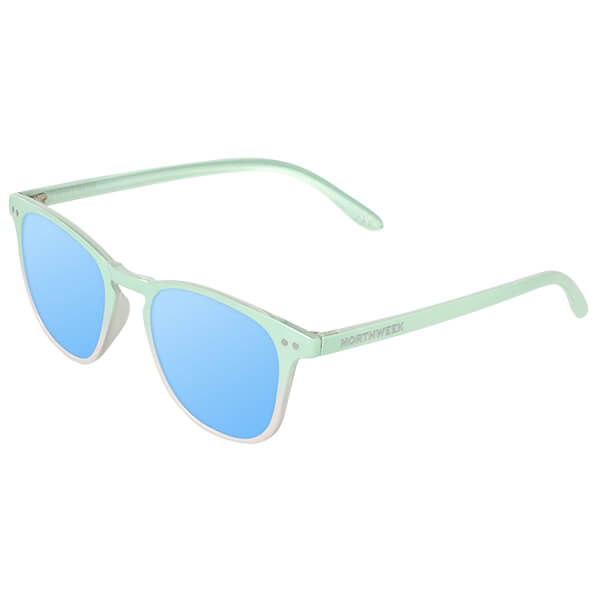 NORTHWEEK Wall Green - Ice blue Oberg Polarized