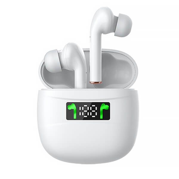 Bluetooth ακουστικά ZTX J3 Pro White - True Wireless Stereo