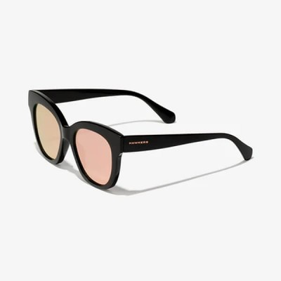 HAWKERS Audrey Black Rose Gold