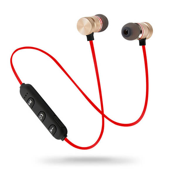 Bluetooth ακουστικά ZTX G6 Magnetic Red - True Wireless Stereo