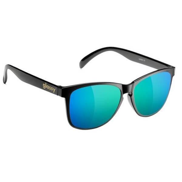 Glassy Sunhaters USA / Deric Black Green