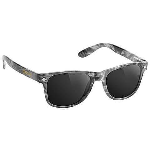 Glassy Sunhaters USA / Leonard Chumlee Smoke TyeDye Signature Polarized