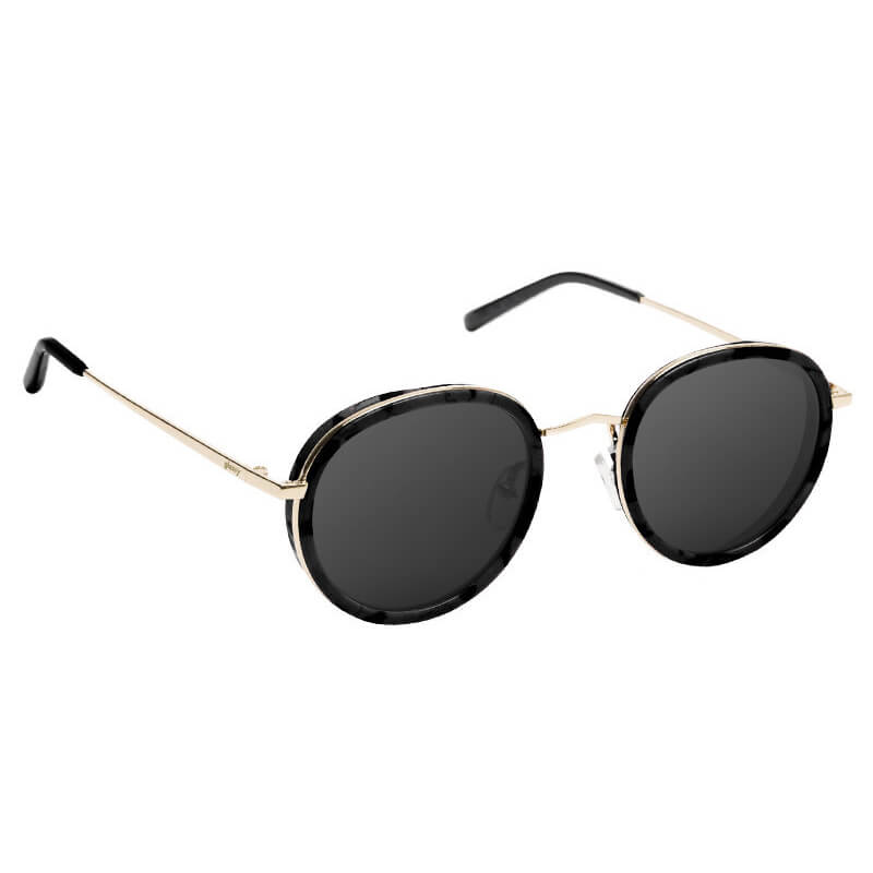 Glassy Sunhaters USA / Lincoln Black-Gold